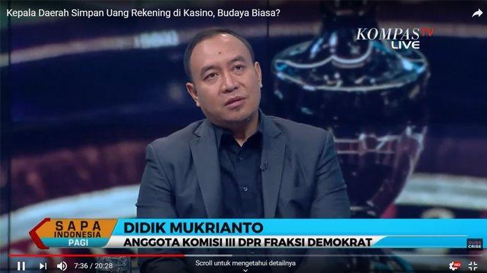Demokrat Sebut Putusan MA Bukan Soal Menang Atau Tidaknya Jokowi dalam Pilpres 2019