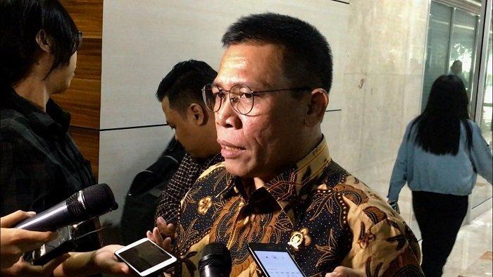 Anggota Komisi III DPR RI Fraksi PDI Perjuangan, Masinton Pasaribu