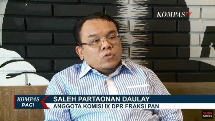Anggota Komisi IX DPR Fraksi PAN, Saleh Partaonaan Dauly mengkritik rencana Kementerian Pertanian (Kementan) memproduksi massal kalung yang disebut antivirus Corona.