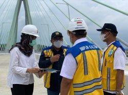 Anggota Komisi V DPR Minta Pemerintah Segera Atasi Pembebasan Lahan Akses Jembatan Menuju IKN