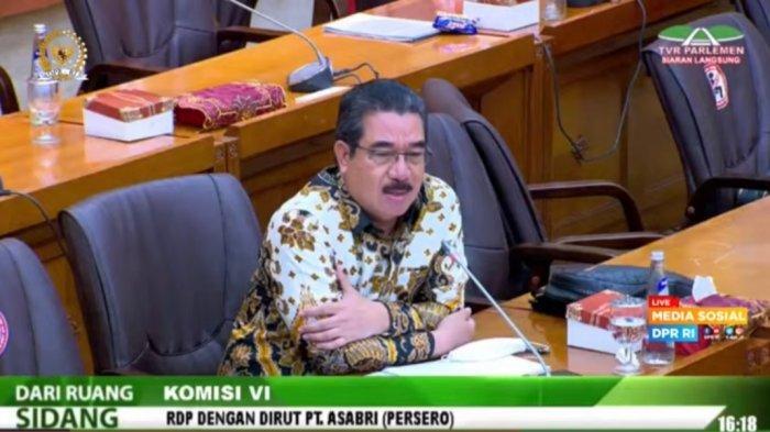 Legislator Gerindra Sebut Kehancuran Asabri Akibat 'Moral Hazard' Pelaku Bisnis