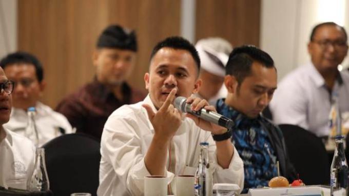 Anggota Komisi VI DPR RI Mufti Anam.