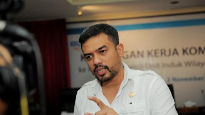 Maman Abdurrahman Ditetapkan Menjadi Wakil Ketua Komisi VII