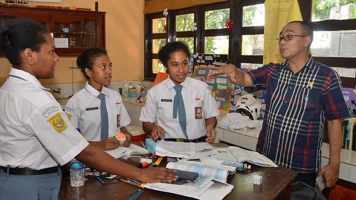 Papua Membutuhkan Program Percepatan Bidang Pendidikan