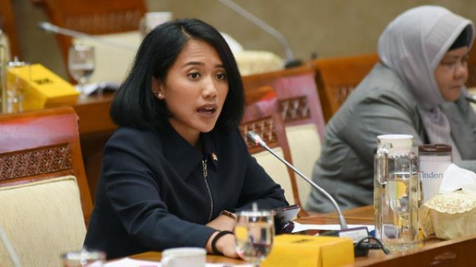 Puteri Komarudin Minta Kemenkeu Hati-hati Soal Pajak atas Barang Kebutuhan Pokok