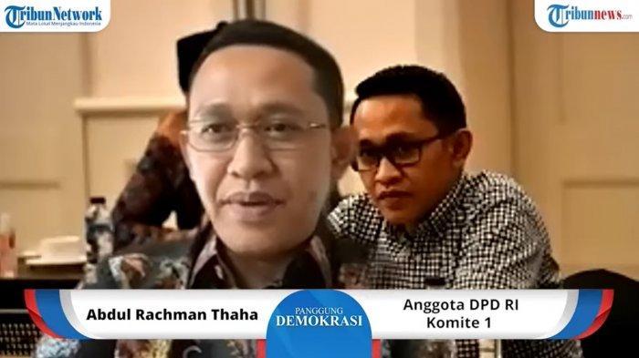 Sejumlah Peserta Demonstrasi Hardiknas Ditangkap, Ini Pernyataan Sikap Anggota Komite I DPD RI