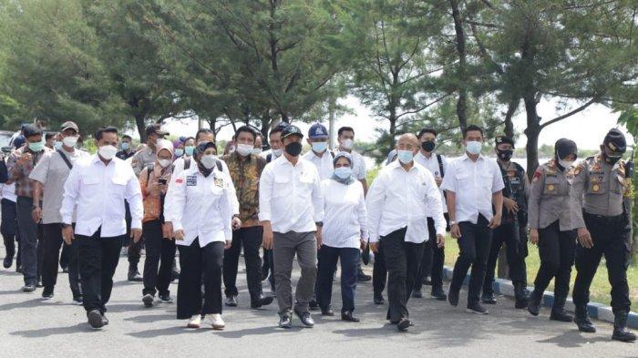 Adilla Azis Dampingi KKP ke Lamongan, DPD RI Dukung Transformasi Pelabuhan Perikanan