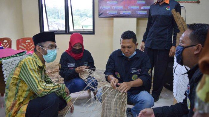 Abdul Hakim Ajak Pelaku UMKM Berinovasi Dalam Masa Krisis