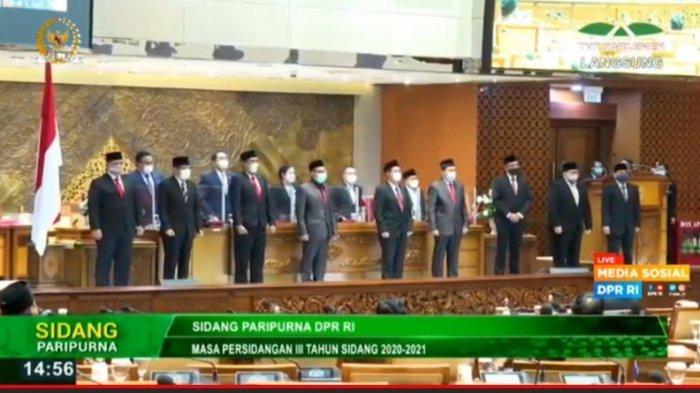 DPR RI Setujui 9 Nama Calon Anggota Ombudsman RI