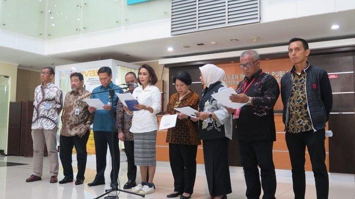 Anggota Pansel Capim KPK mengumumkan 104 pendaftar calon pimpinan (Capim) KPK yang dinyatakan lolos dalam uji kompetensi pada Kamis (18/7/2019) lalu.