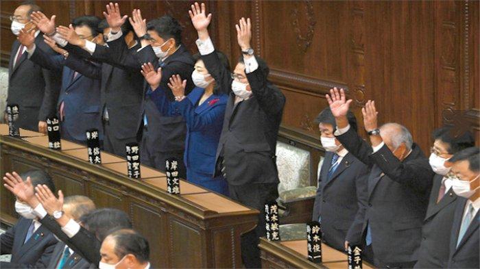 PM Jepang Fumio Kishida Resmi Bubarkan Parlemen