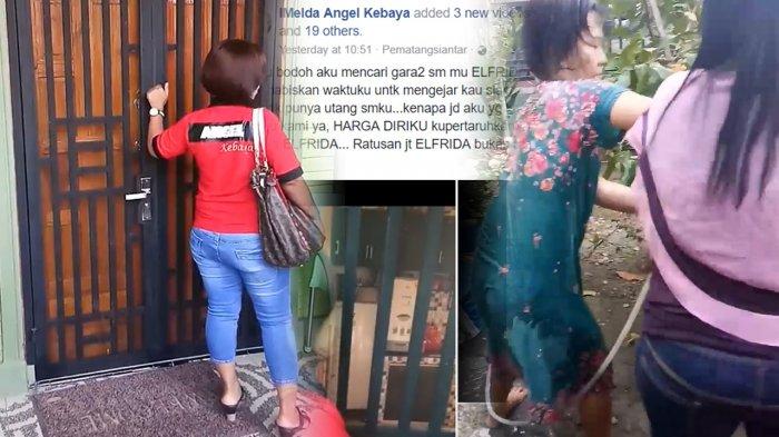 Anggota Persit Gerebek Wanita yang Disebut tak Bayar Utang Ratusan Juta dan Sebar Fitnah di FB