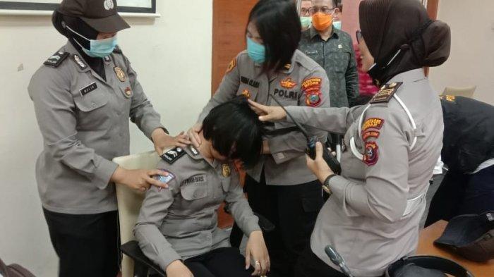 Ricuh Demo Tolak UU Cipta Kerja di Medan, 34 Polisi Terluka, 231 Pengunjuk Rasa Diamankan