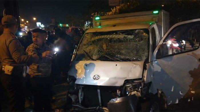 Kecelakaan Usai Pengamanan Laga Persib, Anggota Samapta Polda Jabar Meninggal Dunia