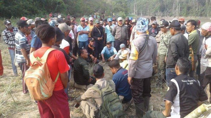 Anggota Satgas TNBBS Patah Kaki, Terjatuh Saat Menyelamatkan Diri dari Kejaran Kawanan Gajah