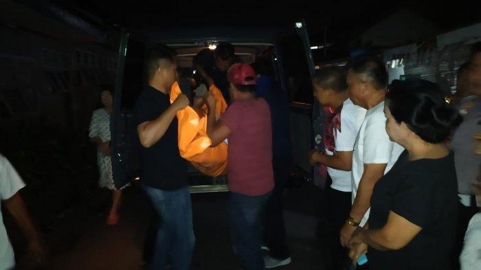 Anggota Satres Narkoba Polda Sulut Ditemukan Gantung Diri. Tribun Manado/Jufry Mantak