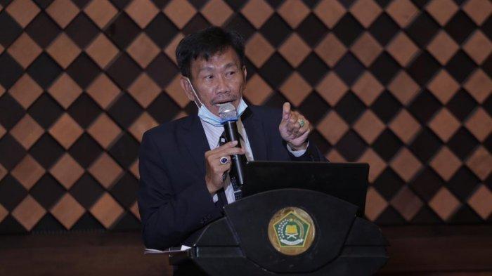 Anggota Tim Falakiyah Kementerian Agama Cecep Nurwendaya mengungkapkan ada referensi pelaporan bahwa hilal awal Ramadan 1441 Hijriah teramati di wilayah Indonesia pada Kamis (23/4/2020). (Dokumen Pribadi)