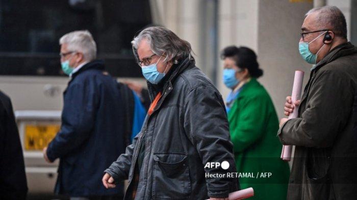Tim WHO Akan Tinggalkan China Usai Investigasi Asal Mula Virus Corona