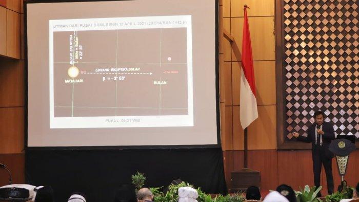 Hilal Awal Ramadhan 1442 H Disebut Sudah Terlihat di Wilayah Indonesia