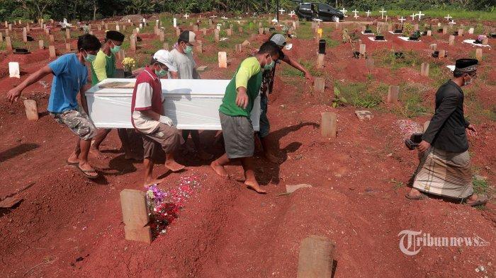 Covid-19 Melonjak, Jawa Tengah Sumbang Angka Kematian Terbanyak