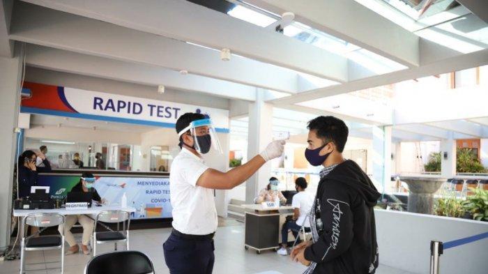Pemerintah Tetapkan Harga Tertinggi Rapid Test Antigen di Pulau Jawa Rp 250 Ribu