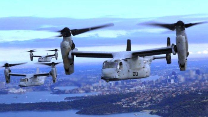 Pusat Keamanan AL Amerika: Kecelakaan Pesawat Osprey Di Australia Kategori Terparah