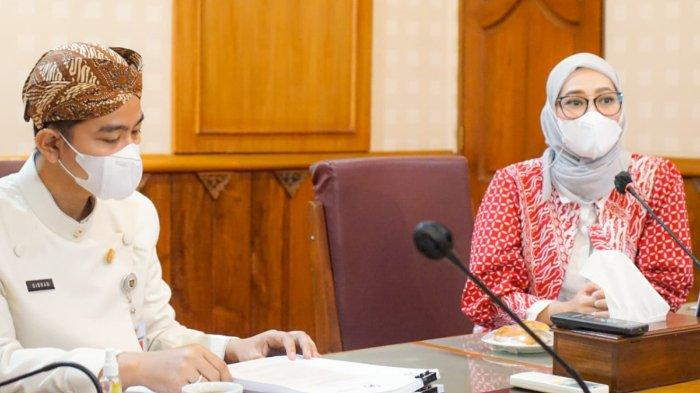 Stafsus Jokowi Temui Gibran di Solo, Minta Penyandang Disabilitas Dapat Prioritas Vaksin