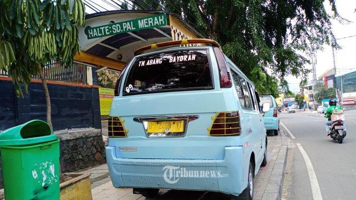 Angkot dan Taksi Bawa Penumpang di Atas 50 Persen dari Kapasitas Akan Diminta Turun Paksa