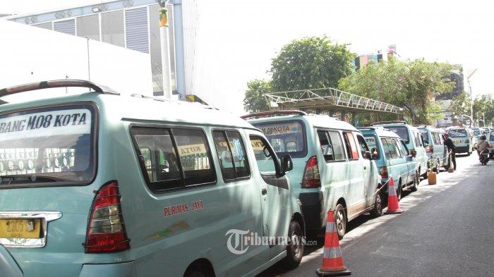 Terdampak Corona, Organda DKI Kirim Surat Kepada Anies Minta Insentif Bagi Industri Angkutan Umum