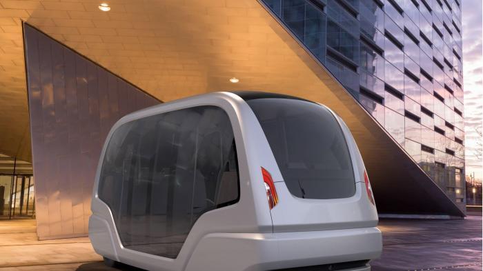 Mulai Tahun Ini, Singapura Operasikan Angkutan Umum Tanpa Pengemudi