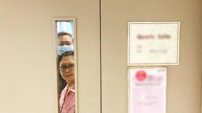 Pramono Edie Donorkan Sumsum Tulang Belakang ke Bu Ani Yudhoyono