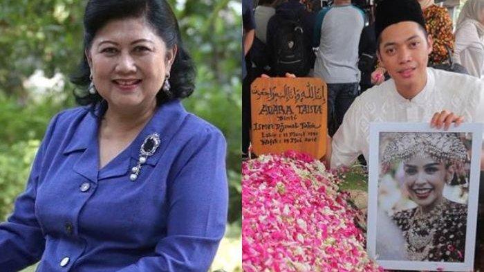 Sosok Ani Yudhoyono di Mata Putra Hatta Rajasa, 'Wanita Tangguh dan Tidak Pernah Menyerah'
