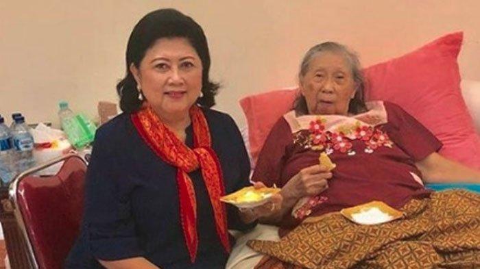 Ani Yudhoyono Pernah Bahas Takdir dalam Fotonya Suapi Ibunya Sakit 5 Bulan Lalu, Banjir Komentar
