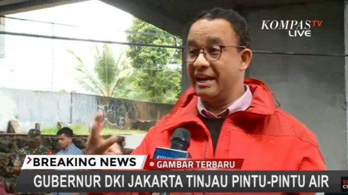 Gara-gara Jakarta Banjir, Muncul Wacana Hak Angket terhadap Anies Melalui DPRD DKI