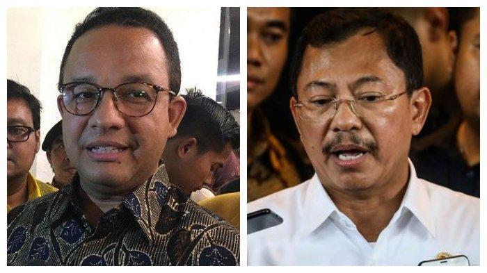 Soal Corona, Anies Baswedan Usulkan Karantina Wilayah hingga Menkes Terawan Setujui PSBB DKI Jakarta