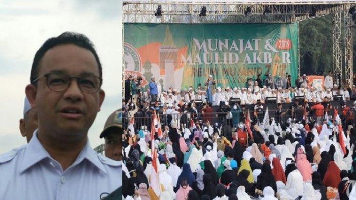 Anies Baswedan Beri Apresiasi Peserta Reuni Akbar 212, Sebut Acara Telah Berjalan Tertib dan Damai