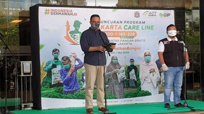 Yang Terlanjur Mudik Jangan Buru-buru ke Jakarta, Anies Baswedan Akan Libatkan Aparat untuk Mencegah