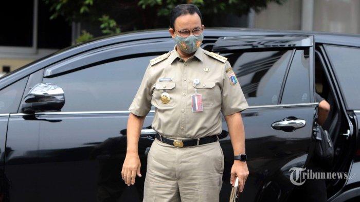 Anies Baswedan Doakan Jokowi agar Diberi Kemudahan Hadapi Pandemi Covid-19 dan Dampaknya