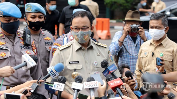 Anies Baswedan Diperiksa Polda Metro Jaya, Ini Tanggapan Said Didu hingga Mardani Ali Sera