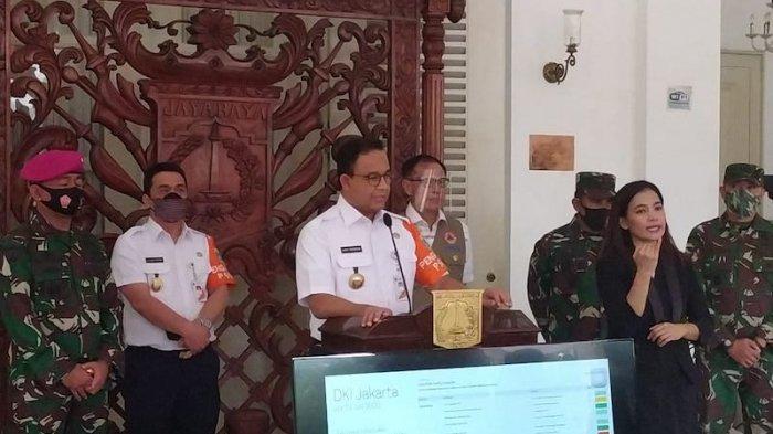 Anies Baswedan Perpanjang PSBB Masa Transisi di DKI Hingga 16 Juli 2020