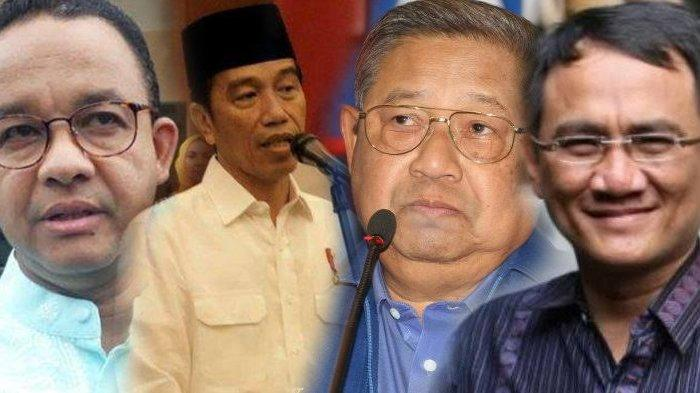 Ketika Anies & Joko Widodo Beda Pendapat, Andi Arief Unggah Momen SBY dan Jokowi Atasi Banjir 2013