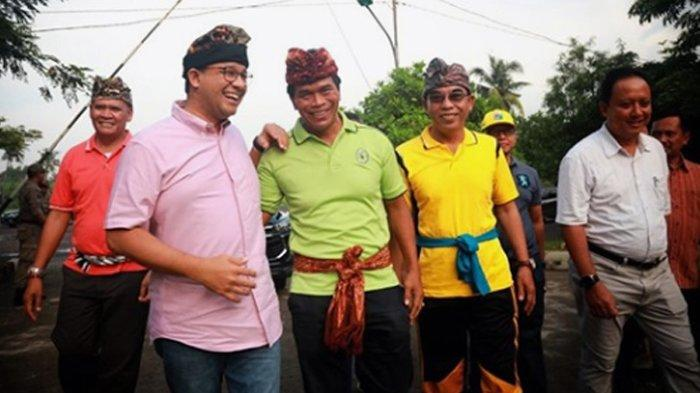 Gubernur Anies Baswedan Cek Langsung Perbaikan Pura Segara Kemayu di Cilincing