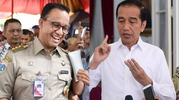 Kebijakan Covid-19 Ramai Bullyan Sebut Ingin Saingi Jokowi, Anies Baswedan Singgung Bawahan Presiden