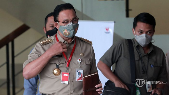 FAKTA Anies Baswedan Diperiksa KPK: Jawab 8 Pertanyaan hingga Kronologi Kasus