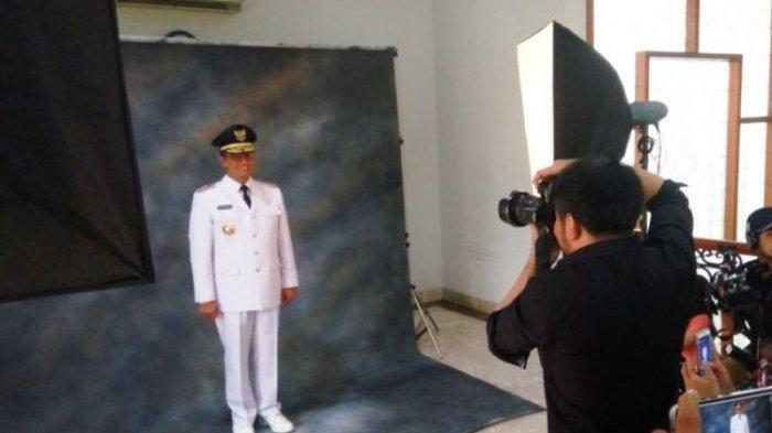 Kata Anies Beda Pelantikan Menteri dan Gubernur DKI Jakarta