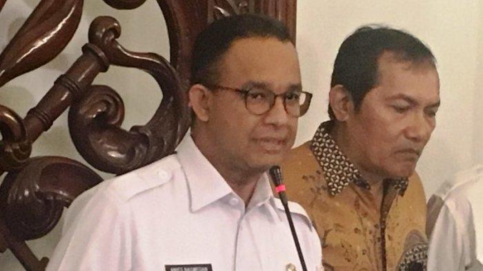 Anies Baswedan Akan Bentuk Tim Khusus Sikapi Ambruk Konstruksi LRT