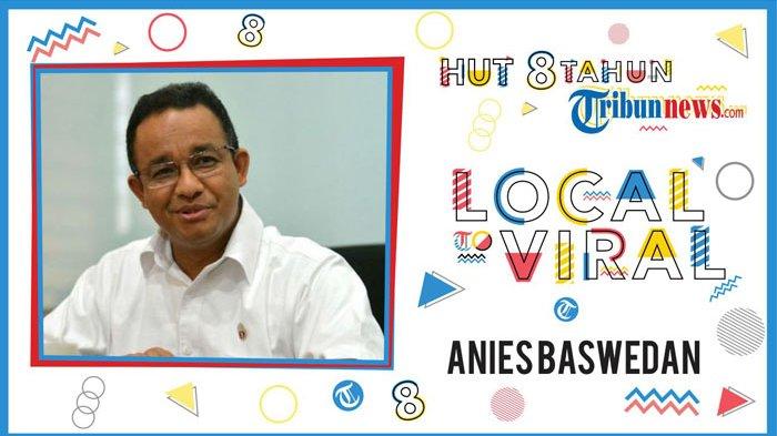 Anies Baswedan: Selamat Ulang Tahun Tribunnews.com, Semoga Semakin Independen