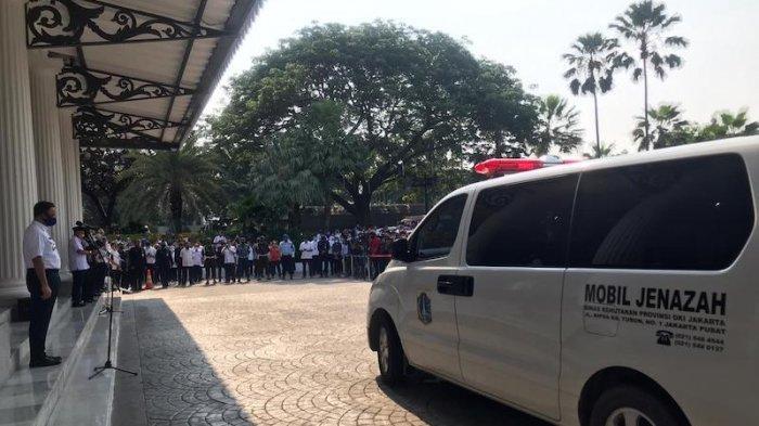 Anies Minta Seluruh Rumah Ibadah di Jakarta Gelar Salat Gaib untuk Almarhum Sekda DKI Saefullah