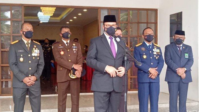 Anies Tegaskan DKI Jakarta Siap Laksanakan PPKM Darurat 3-20 Juli 2021: Kita Sudah Berkoordinasi