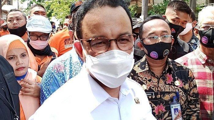 Alasan Gubernur Anies Memperpanjang Lagi PSBB Transisi Hingga 13 Agustus